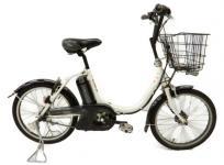 YAMAHA ヤマハ 電動 アシスト 自転車 PAS CITY PZ20CC 20インチ 大型の買取
