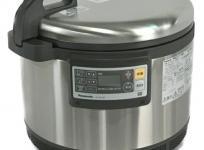 Panasonic SR-PGC54A 業務用 IHジャー炊飯器 2018年製三相200V 5.4L 大容量 高火力