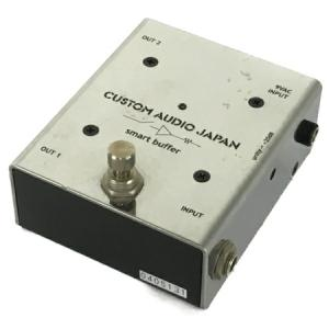 Custom Audio Japan smart buffer バッファ エフェクター エレキギター 用