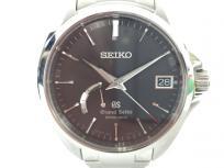 GRAND SEIKO グランドセイコー SBGA073 スプリングドライブ マスターショップ限定 メンズウォッチ 腕時計 裏スケ