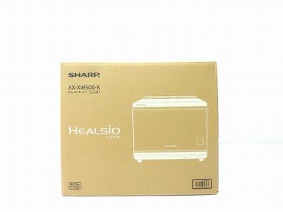 SHARP AX-XW500 R ウォーターオーブン ヘルシオ レッド 家電