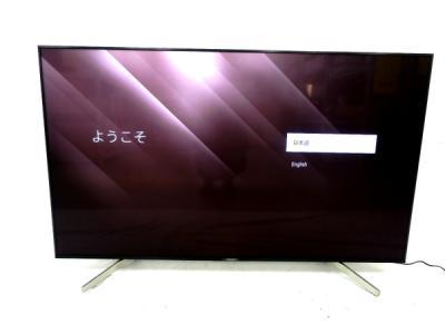 SONY KJ-65X8500F 液晶テレビ BRAVIA 4K液晶テレビ 65V型 4K対応大型