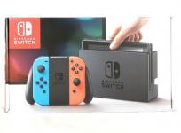 Nintendo Switch HAC-S-KABAA ネオンブルー ネオンレッド