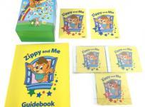 DWE ディズニー ワールドファミリー Zippy and Me 英語 教材 DVD CD