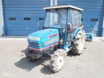仙台市発 イセキ TA287F トラクター HKWXB 28馬力 1004H キャビン ロータリー RKA160 水平 バックアップ ハイターン 4WD 直の買取