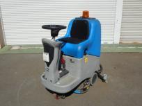 蔵王産業 搭乗式 床洗浄機 エコスマート 680 清掃