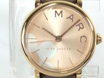 MARC JACOBS マークジェイコブス MJ1621 ピンクゴールド文字盤 腕時計 クォーツ レディース