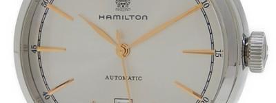 HAMILTON ハミルトン ジャズマスター スピリットオブリバティ H424151 メンズ 自動巻き 腕時計 レザーベルト