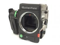 Rollei 6008 integral 中判カメラ フィルムパック マガジン付