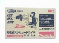 マキタ 充電式スクリュードライバ FS600DZ 18V Makita 電動工具