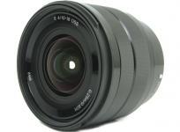 SONY E 10-18mm OSS SEL1018 Eマウント 超 広角 ズームレンズの買取