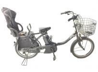 YAMAHA ヤマハ PA20B PAS Babby パス バビー 電動アシスト自転車 20インチ ホワイト系の買取