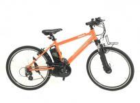Panasonic パナソニック BE-ENH544AK 電動 アシスト自転車 ハリヤ 26インチ 大型の買取