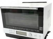 TOSHIBA ER-JZ5000 過熱水蒸気 オーブン レンジ ホワイト 2018年製 東芝 家電大型