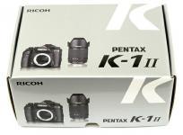 RICOH PENTAX K-1 Mark II 28-105 デジタル一眼レフカメラ レンズ キット