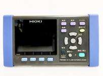 HIOKI PW3360-10 クランプオンパワーロガー 付属品あり ケース SDカード