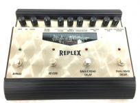 Hughes&Kettner REPLEX HUK-RX チューブ テープエコー シュミレーター ギター エフェクター