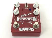 Wampler Pedals Pinnacle Deluxe ディストーション ギター エフェクター
