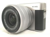 FUJIFILM 富士フィルム X-A5 レンズキット XC15-45mm F3.5-5.6 OIS PZ カメラ 撮影 4K マルチフォーカスの買取