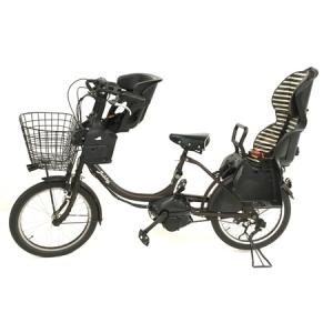 YAMAHA ヤマハ PA20B PAS Babby パス バビー 電動アシスト自転車 20インチ ホワイト系