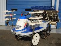 仙台市発 イセキ PZ50-HVRL 田植機 農業機械 田植え 農業 さなえ 5条植 76H P0425 直の買取