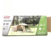 Coleman コールマン 20161115 TOUGH SCREEN 2-ROOM HOUSE テント 4~5人 キャンプ アウトドア