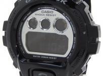 CASIO G-SHOCK 海外モデル カシオ Gショック メタリックカラーズ DW-6900NB-1DR メンズ クォーツ