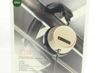 AUDIOFLY AF2401-1-02 ヘッドホン ヘッドフォン オーディオ 音響 機器