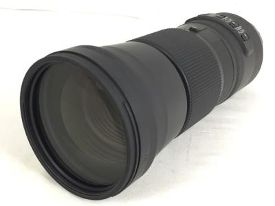 SIGMA 150-600mm F5-6.3 DG OS HSM For Canon カメラレンズ
