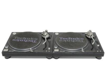 Technics テクニクス SL-1200MK5GK クォーツシンセサイザD.D.プレーヤー ターンテーブル ブラック