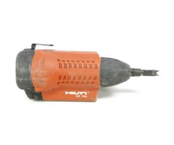 HILTI GX100 ガス式 鋲打機 電動工具 ケース