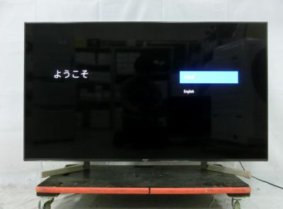 SONY BRAVIA KJ-55X9000F 55型 4K テレビ