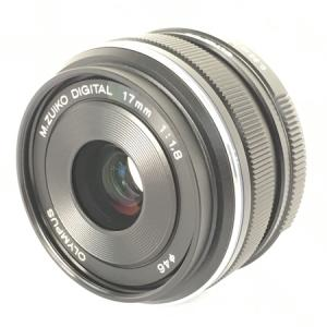 OLYMPUS ZUIKO DIGITAL 17mm 1.8 カメラ 単焦点 レンズ