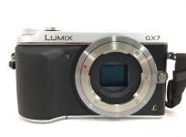 Panasonic LUMIX DMC-GX720mm/F1.7 レンズセット