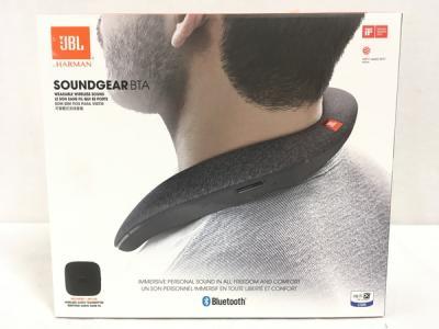 JBL SOUNDGEAR BTA ウェアラブル ネックスピーカー Bluetooth 音響 機材