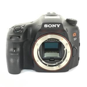SONY ソニー α57 SLT-A57 カメラ ボディ 趣味 機器