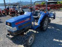 長野発 イセキ トラクター TK25F UKP 25馬力 倍速 550H 4WD ロータリ アタッチメント 農機具 農業機械の買取