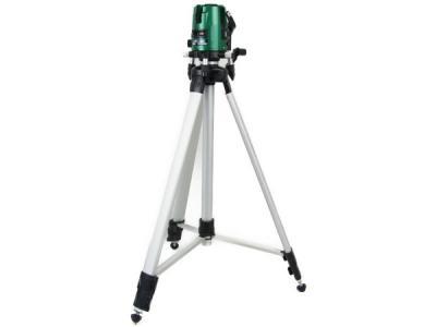 KDS オートライン グリーンレーザー 墨出し器 ATL-25G 三脚付き