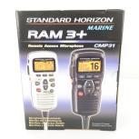 八重洲無線 CMP31 リモートアクセスマイク RAM3+ STANDARD HORIZON