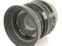 FUJIFILM FUJINON SUPER EBC XF 35mm 2 R WR カメラ レンズ 趣味 機器