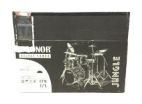 SONOR ソナー SELECT FORCE SEF 11 Jungle WM ドラムセット ブラック 打楽器 実使用無し