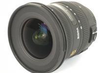 SIGMA 10-20mm F3.5 DC HSM FOR NIKON カメラ レンズ 超広角ズーム シグマ 趣味 機器