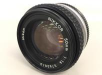Nikon ニコン NIKKOR 50mm 1:14 レンズ カメラ ニコン Fマウント