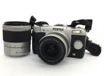 リコー PENTAX Q10 ダブルズームキット ミラーレス一眼 カメラ