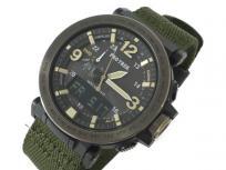 平台 カシオ PRG-600YB PROTREK プロトレック ソーラー 腕時計
