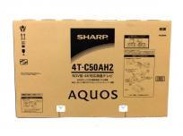 SHARP シャープ AQUOS アクオス 4T-C50AH2 50V型 液晶 テレビ 4K