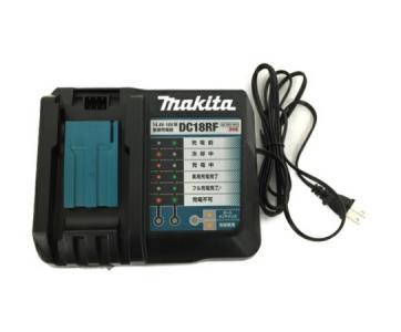 makita DC18RF 急速充電器 14.4V-18V AC100V 専用 バッテリー 電動工具