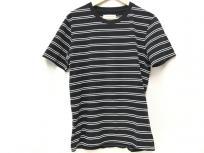 Maison Margiela メゾン マルジェラ MARTIN MARGIELA マルタンマルジェラ Tシャツ カットソー ボーダー 黒白 Sサイズ