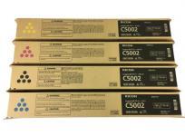 RICOH imagio リコー 純正品 カートリッジ MP Pトナー C5002 4色セット ブラック シアン イエロー マゼンタ