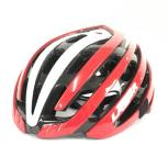LAZER Z1 LZ-HH-13 ヘルメット RED WHITE FREE 自転車用品